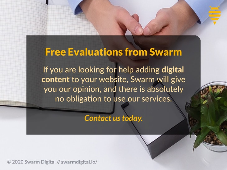 Graphic advertising our free evaluation